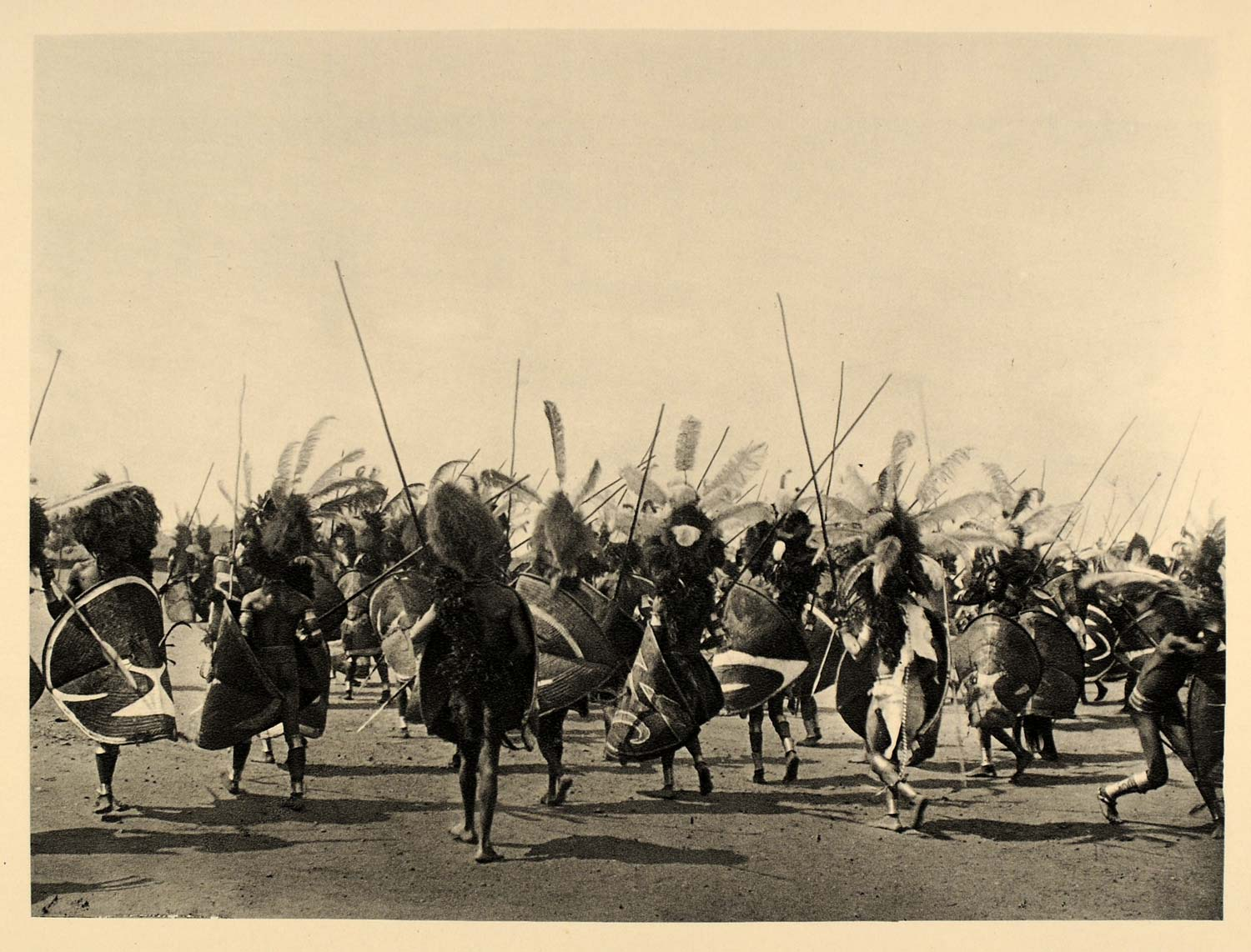 war dance Every tribal warrior societies in the world have their own versions of war dances.