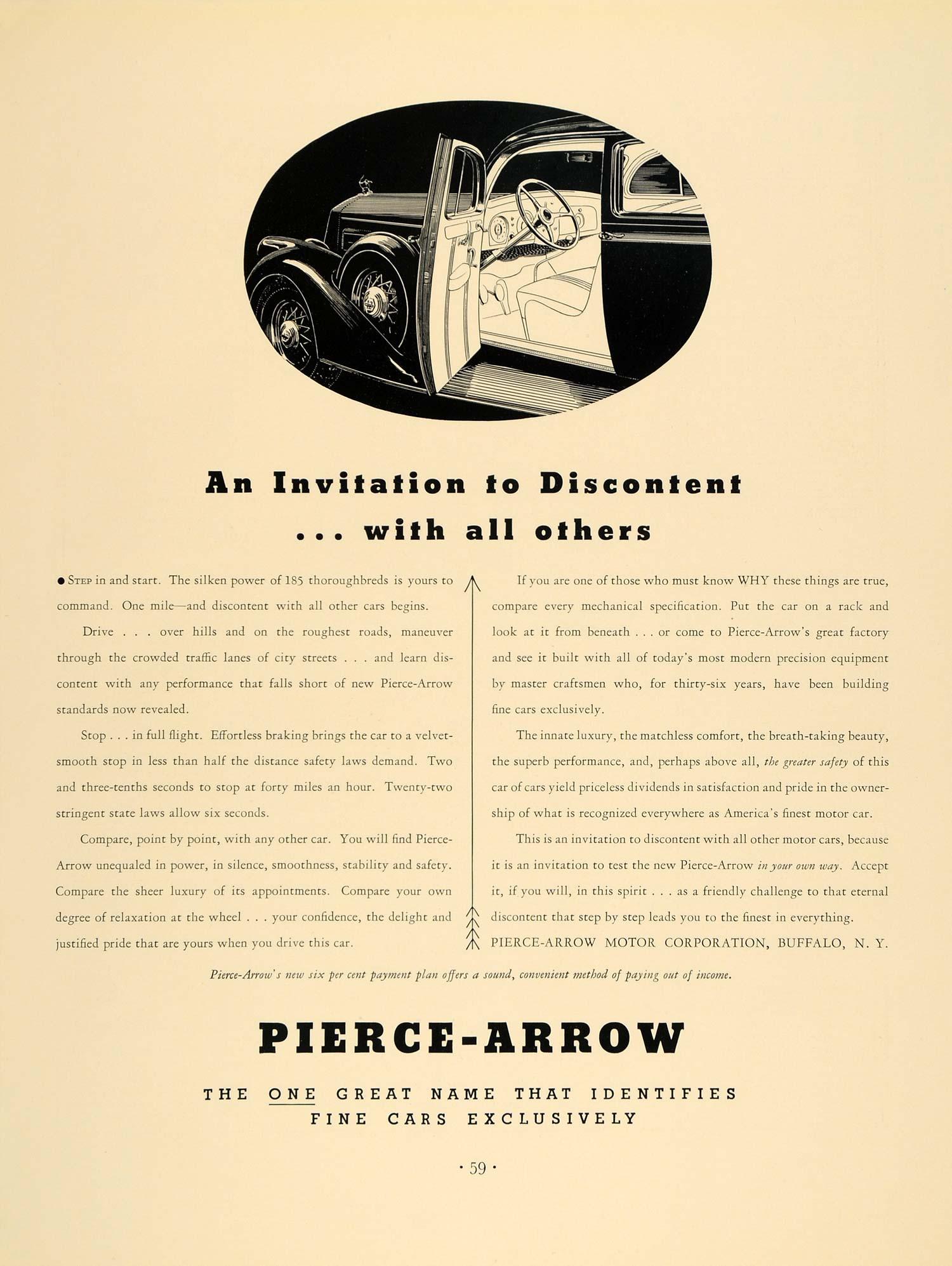 1936 pierce arrow
