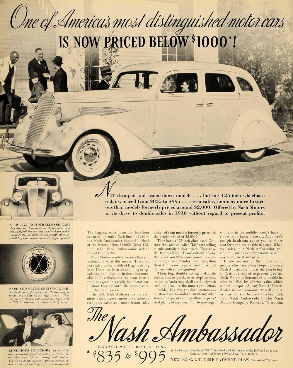 nash vintage cars