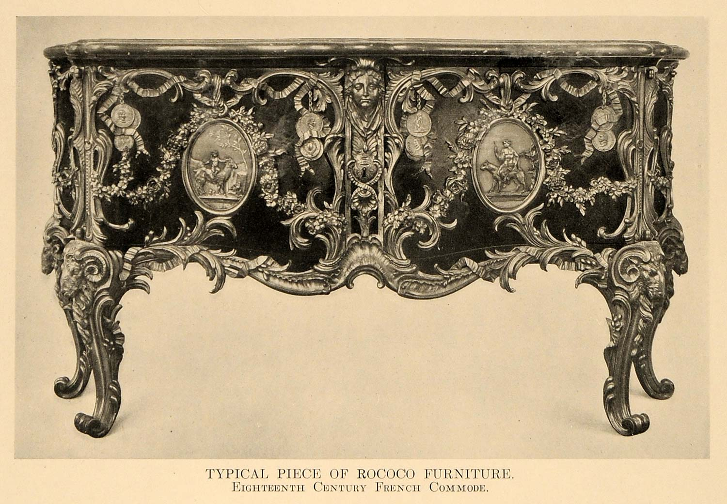1000 images about rococo antiques on pinterest for French rococo furniture