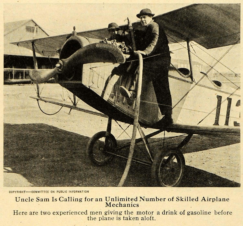 Aircraft Mechanic eazy grade