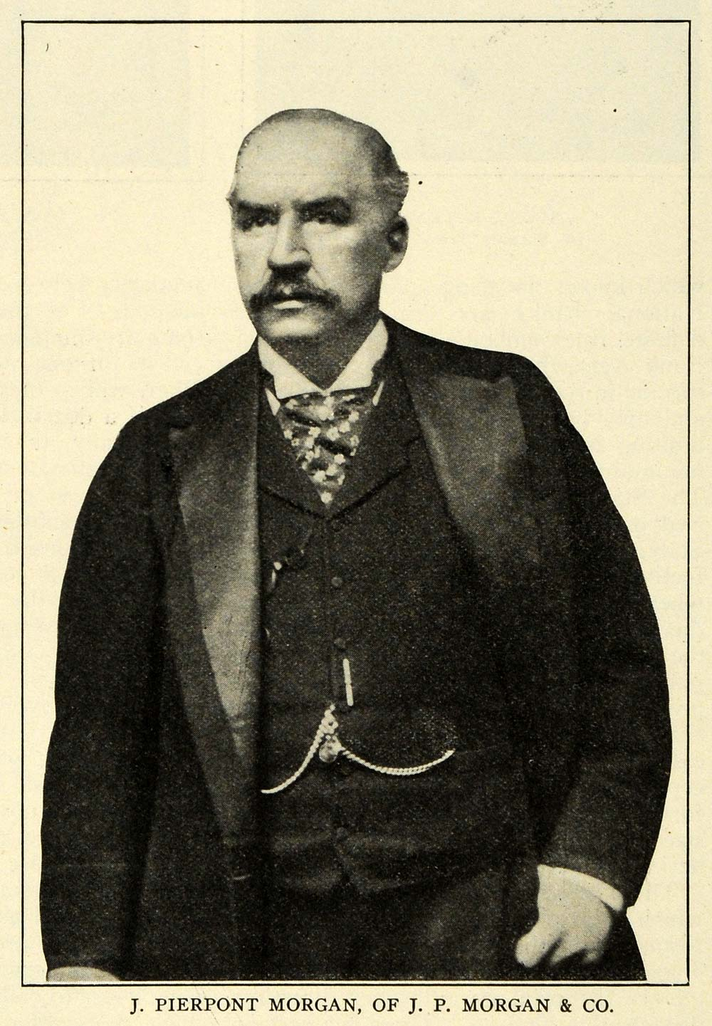 john pierpont morgan's strife for control J peirpont morgan jp morgan monopolized the banking industry and organized us steel and general electric he helped to stabilize the economy during financial strife such as the panic of 1907.