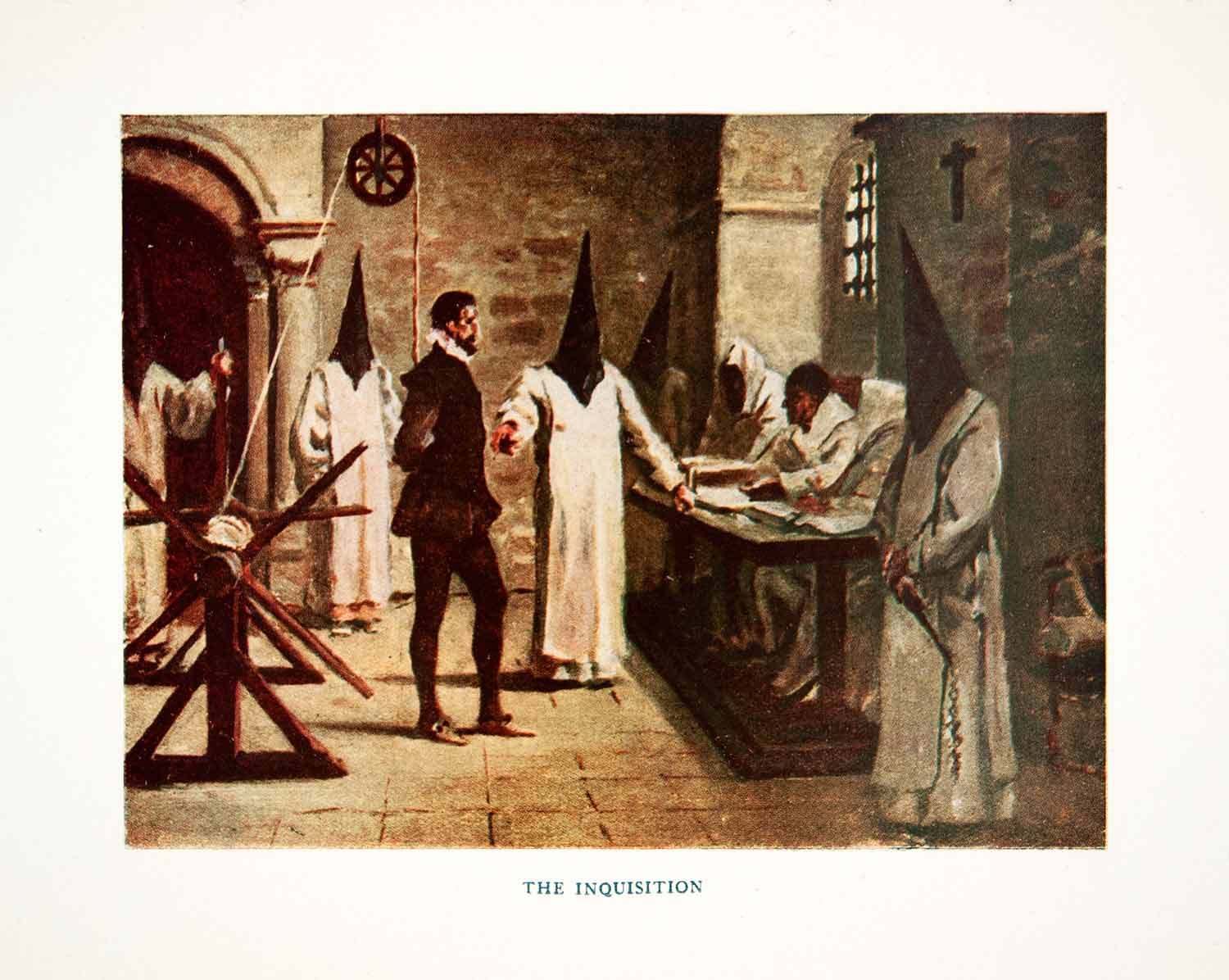 a research on the inquisition The inquisition (new world episode 111) edit history comments (4) share the anomaly research centre apologises for anyone who is not credited here.