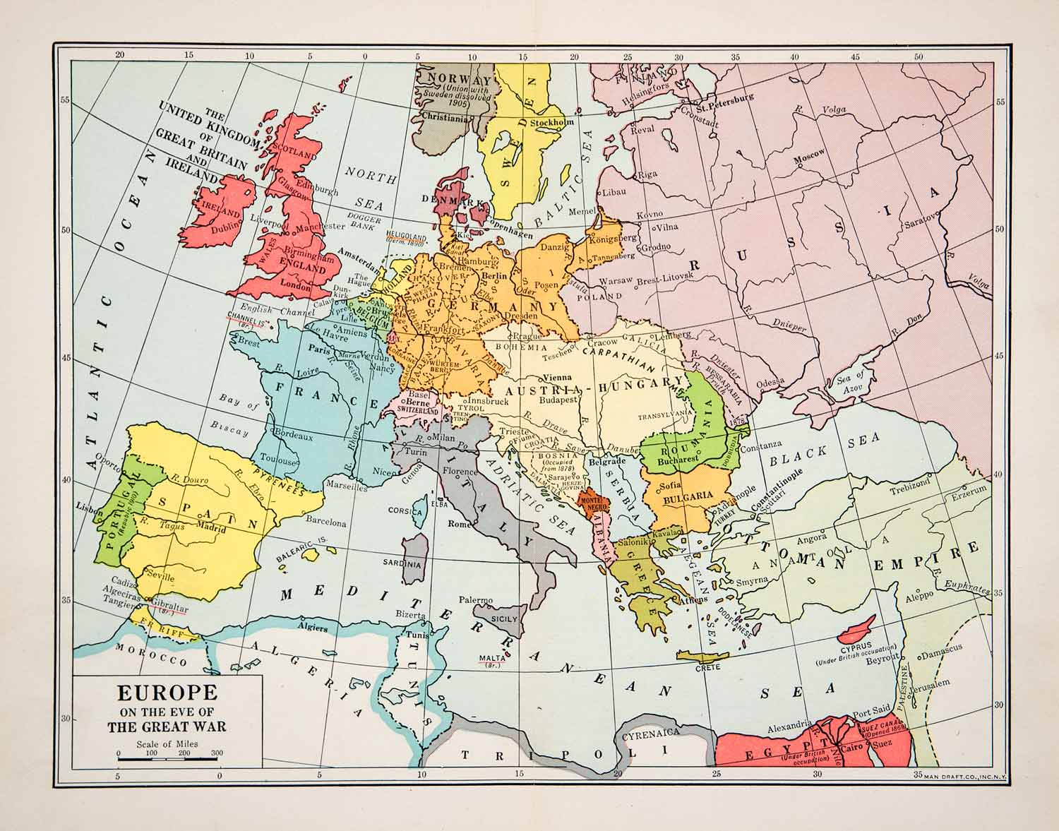 a description of the great war dragged on in europe throughout Ww1 - unit 4 (chapter 14 militarism also built up the tension and fear among the great powers of europe the alliance system dragged all of europe into that.
