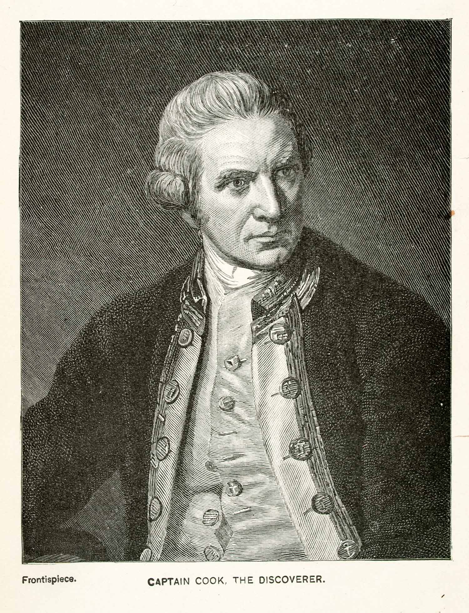 captain james cook Buy captain james cook by richard hough (isbn: 9780340825563) from amazon's book store everyday low prices and free delivery on eligible orders.