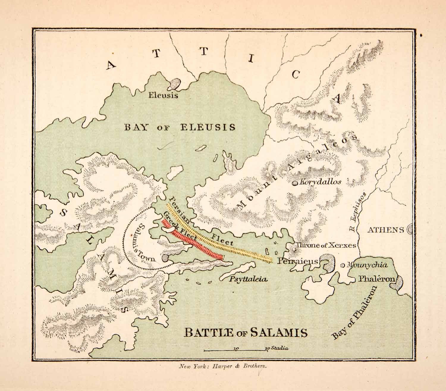The Birth of Military Strategy: Enter the Battle of Salamis