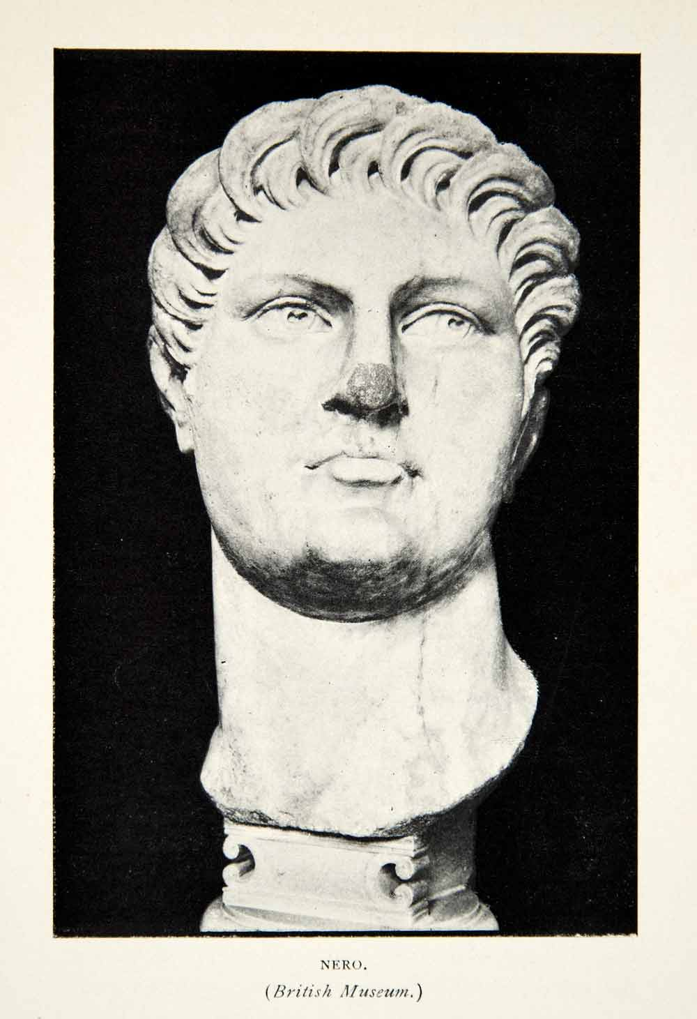 a biography of nero the roman emperor Buy nero new ed by edward champlin (isbn: 9780674018228) from  nero is  a focused account of the life of roman emperor nero claudius caesar.