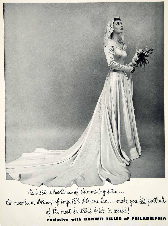 Vintage Wedding Dress Ca :